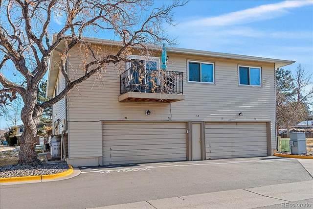 3354 S Flower Street #49, Lakewood, CO 80227 (MLS #8263036) :: 8z Real Estate