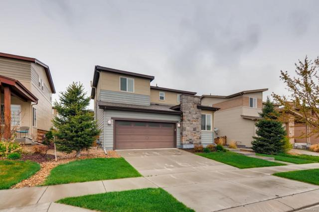 10731 Truckee Circle, Commerce City, CO 80022 (#8263305) :: House Hunters Colorado