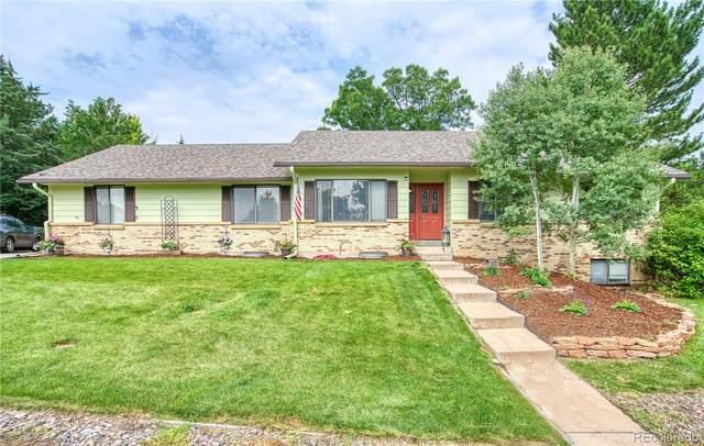 4654 W Ponds Circle, Littleton, CO 80123 (#8263337) :: Symbio Denver