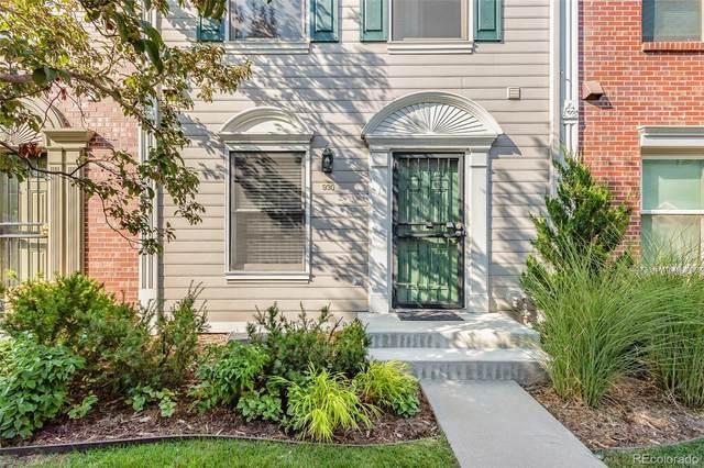 930 Ivanhoe Street, Denver, CO 80220 (#8263374) :: The HomeSmiths Team - Keller Williams