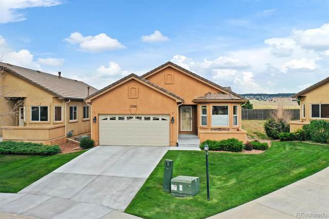 2326 Creek Valley Circle, Monument, CO 80132 (#8263457) :: Kimberly Austin Properties