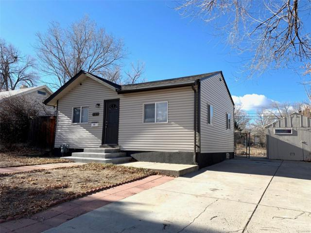 957 S Perry Street, Denver, CO 80219 (MLS #8263645) :: Bliss Realty Group