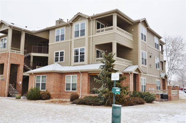 12918 Ironstone Way #204, Parker, CO 80134 (#8263799) :: The Griffith Home Team