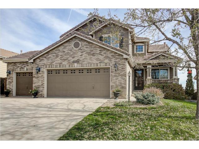 10090 Severn Lane, Parker, CO 80134 (#8263909) :: Structure CO Group