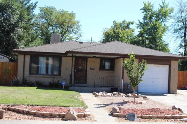 3184 Vaughn Street, Aurora, CO 80011 (#8263962) :: The Peak Properties Group