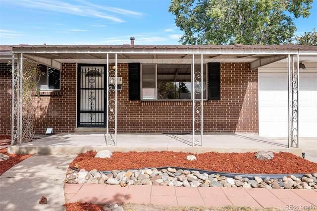 12013 E Arizona Drive, Aurora, CO 80012 (#8264028) :: Portenga Properties