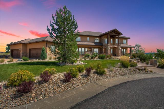 5582 Snowflake Way, Parker, CO 80134 (#8264094) :: The HomeSmiths Team - Keller Williams