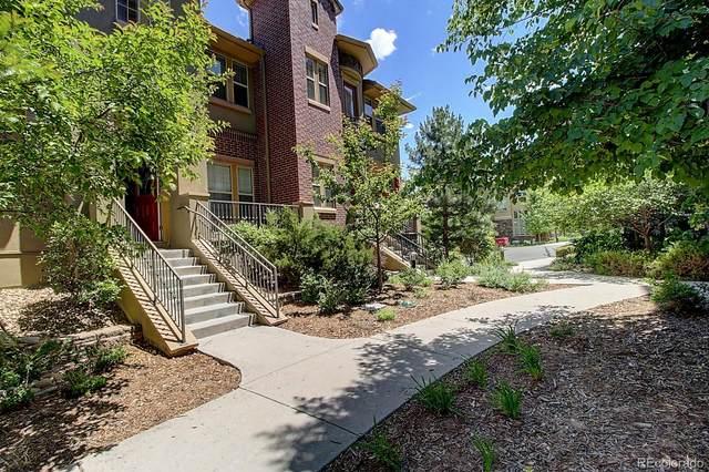 7857 Vallagio Lane, Englewood, CO 80112 (MLS #8264192) :: 8z Real Estate