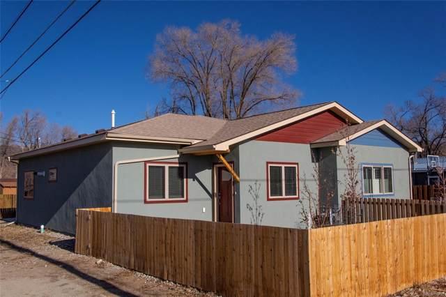 220 E 13th Street, Salida, CO 81201 (MLS #8264555) :: Kittle Real Estate