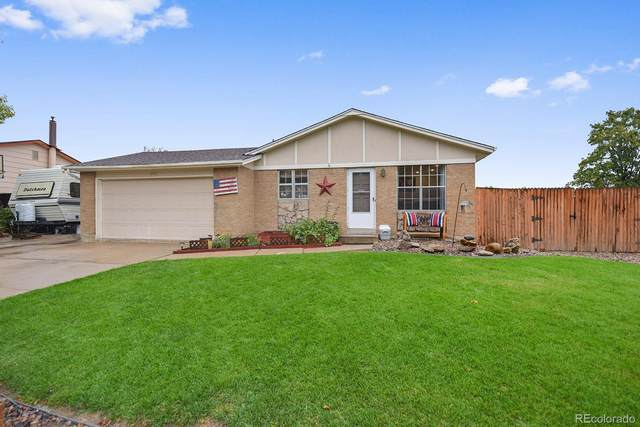 6205 W 75th Place, Arvada, CO 80003 (#8264663) :: The Harling Team @ Homesmart Realty Group