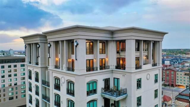 1827 Grant Street Ph 2, Denver, CO 80203 (MLS #8264733) :: 8z Real Estate