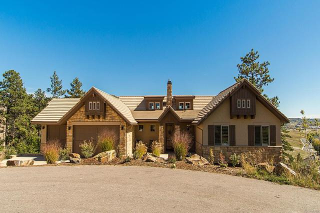 653 Ruby Trust Drive, Castle Rock, CO 80108 (#8264739) :: Colorado Home Finder Realty