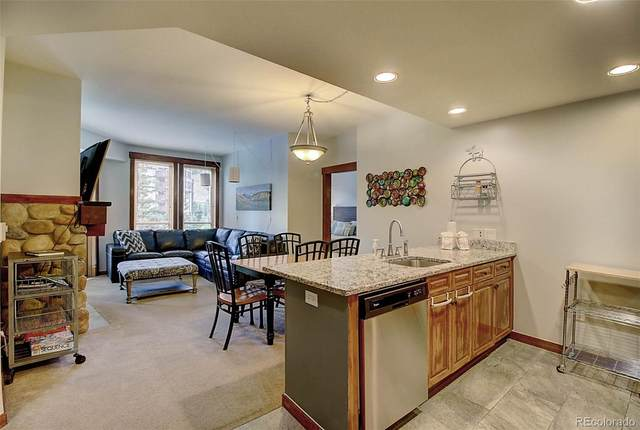 172 Copper Circle #209, Copper Mountain, CO 80443 (#8264861) :: The DeGrood Team