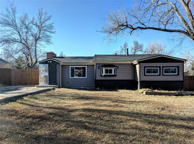 875 Vivian Street, Lakewood, CO 80401 (#8265173) :: The HomeSmiths Team - Keller Williams