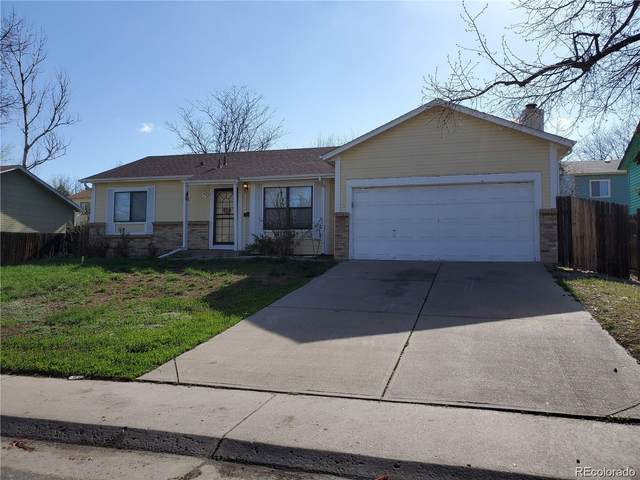 992 S Nome Street, Aurora, CO 80012 (#8265383) :: iHomes Colorado