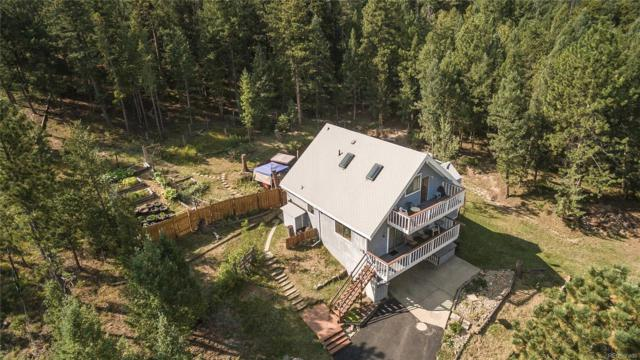 34196 Columbine Circle, Evergreen, CO 80439 (#8265747) :: Wisdom Real Estate