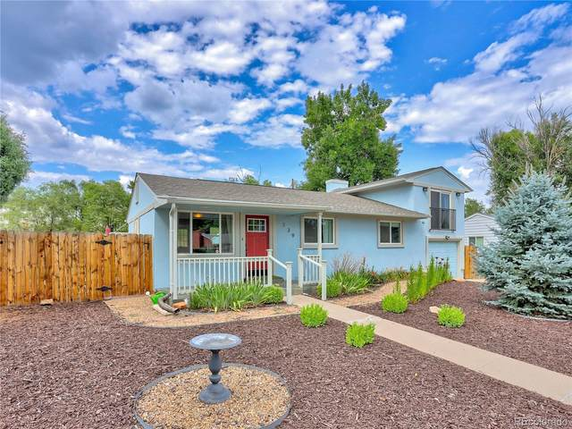 139 Hayes Drive, Colorado Springs, CO 80911 (#8265860) :: Finch & Gable Real Estate Co.