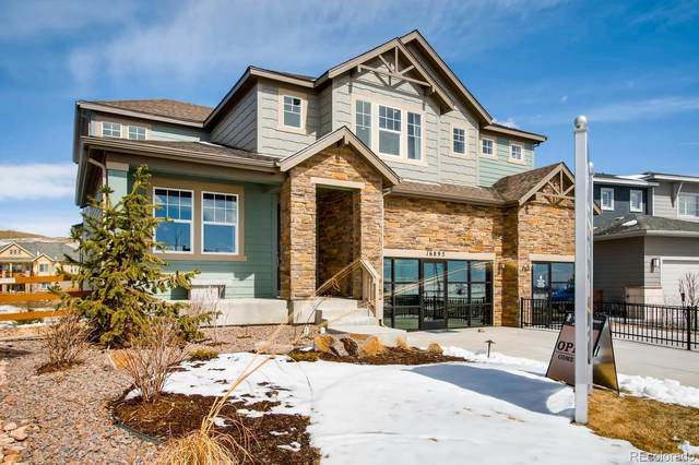 18047 W 95th Avenue, Arvada, CO 80007 (#8265893) :: James Crocker Team