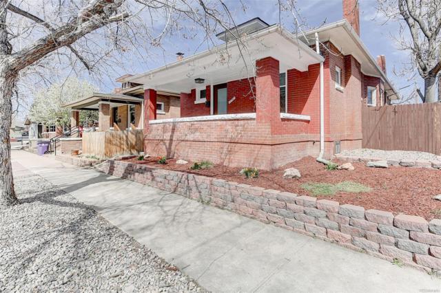 3740 Grove Street, Denver, CO 80211 (#8266567) :: The Peak Properties Group