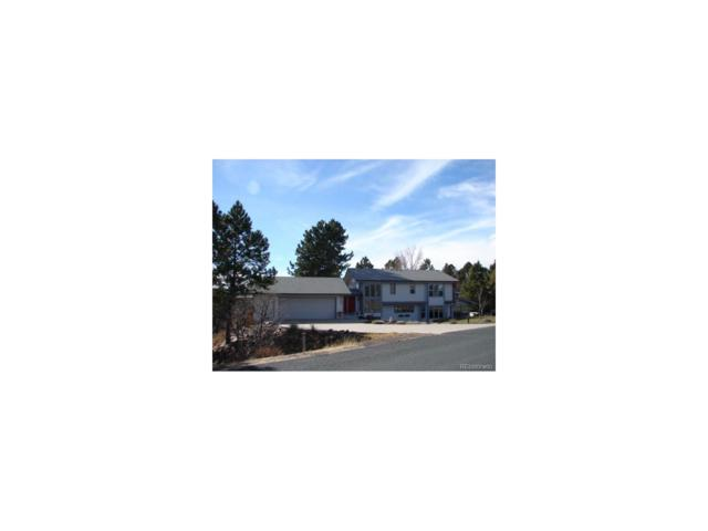 8122 Lakeview Drive, Parker, CO 80134 (#8266825) :: RE/MAX Professionals