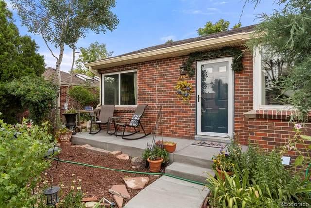 2151 Olive Street, Denver, CO 80207 (#8267500) :: Wisdom Real Estate