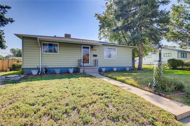 4570 S Lipan Street, Englewood, CO 80110 (#8267898) :: The Brokerage Group