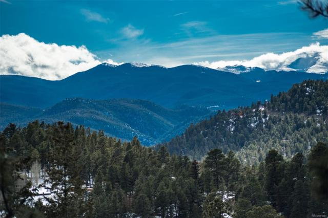 125 Granite Way, Evergreen, CO 80439 (#8267909) :: Colorado Home Finder Realty
