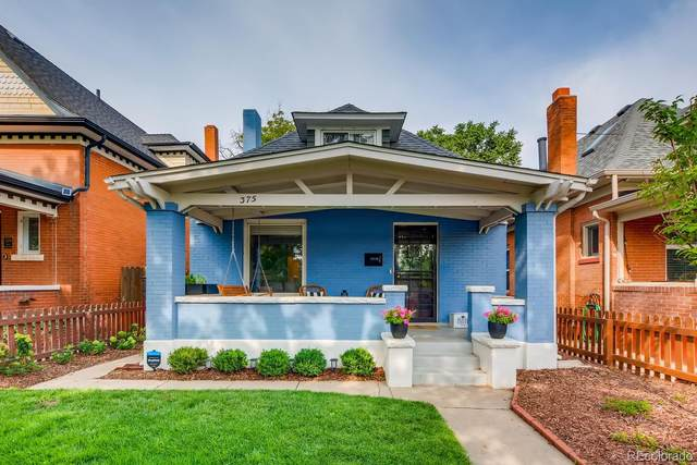 375 S Pennsylvania Street, Denver, CO 80209 (#8268396) :: Portenga Properties - LIV Sotheby's International Realty