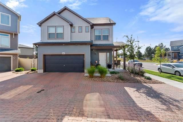 20025 E 48th Place, Denver, CO 80249 (MLS #8268404) :: 8z Real Estate