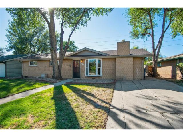 8570 W 46th Avenue, Wheat Ridge, CO 80033 (#8268436) :: The Peak Properties Group