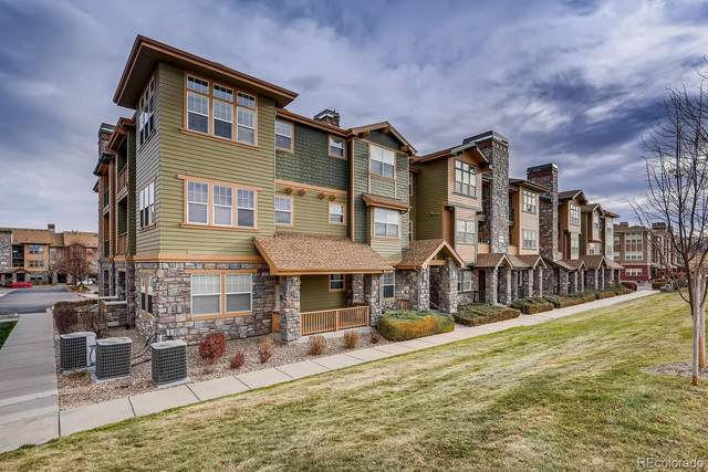 15460 Canyon Gulch Lane #302, Englewood, CO 80112 (#8268510) :: The DeGrood Team