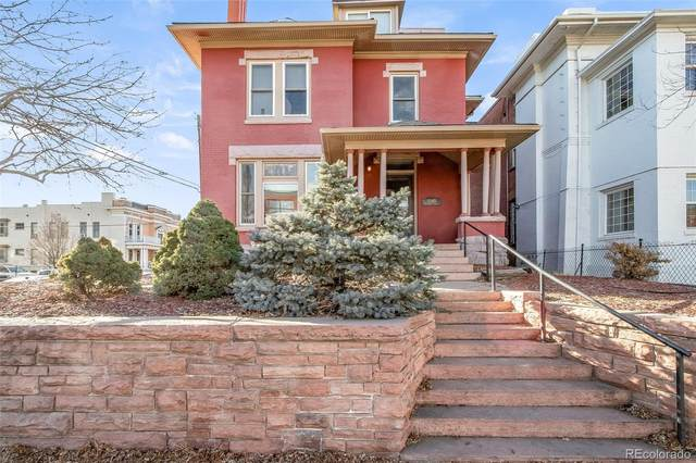 1305 N Downing Street #201, Denver, CO 80218 (MLS #8268514) :: The Sam Biller Home Team