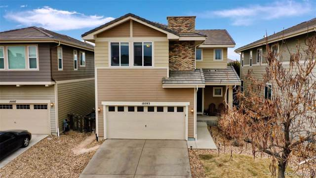 10593 Rutledge Street, Parker, CO 80134 (#8268568) :: The DeGrood Team