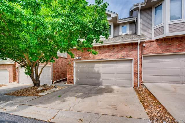 8481 S Upham Way, Littleton, CO 80128 (#8268723) :: The Griffith Home Team