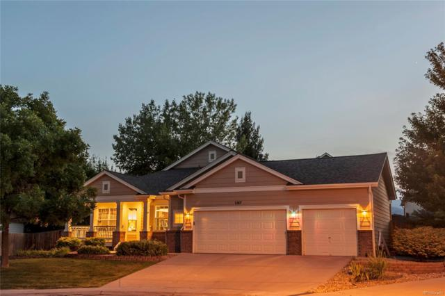 7167 Terry Circle, Arvada, CO 80007 (#8268983) :: Sellstate Realty Pros