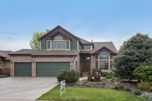 7612 S Overlook Way, Littleton, CO 80128 (MLS #8269227) :: 8z Real Estate