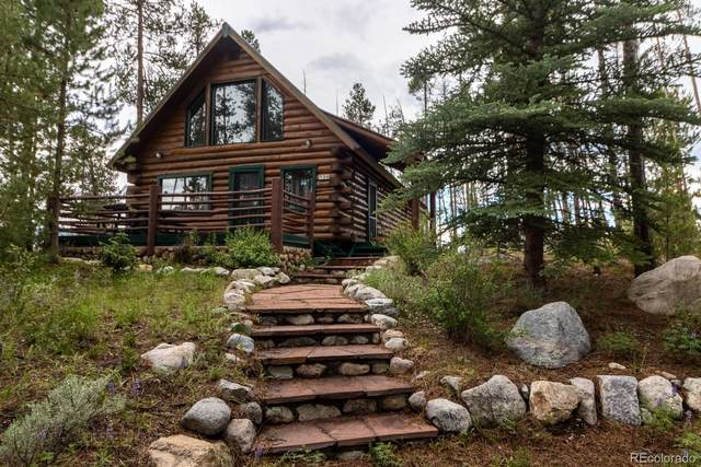 72 County Road 4981, Grand Lake, CO 80447 (#8269239) :: The Gilbert Group
