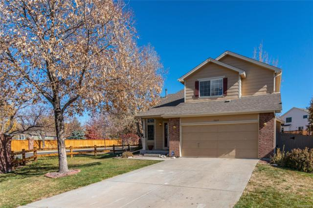 2603 E 132nd Avenue, Thornton, CO 80241 (#8269321) :: The Tamborra Team
