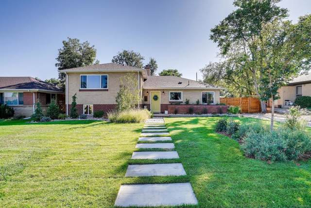 3350 Glencoe Street, Denver, CO 80207 (MLS #8269450) :: Colorado Real Estate : The Space Agency