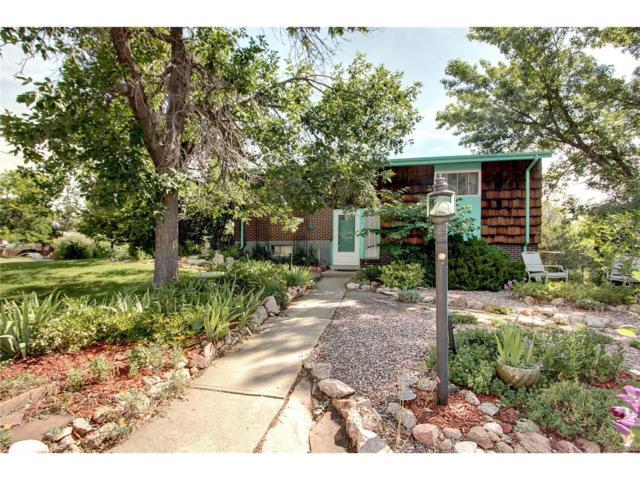 804 S Queen Way, Lakewood, CO 80226 (MLS #8269467) :: 8z Real Estate