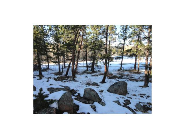 Lot 15 W Fox Acre Drive, Red Feather Lakes, CO 80545 (MLS #8269482) :: 8z Real Estate