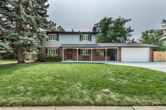 230 E Graves Avenue, Centennial, CO 80121 (#8269671) :: The Galo Garrido Group