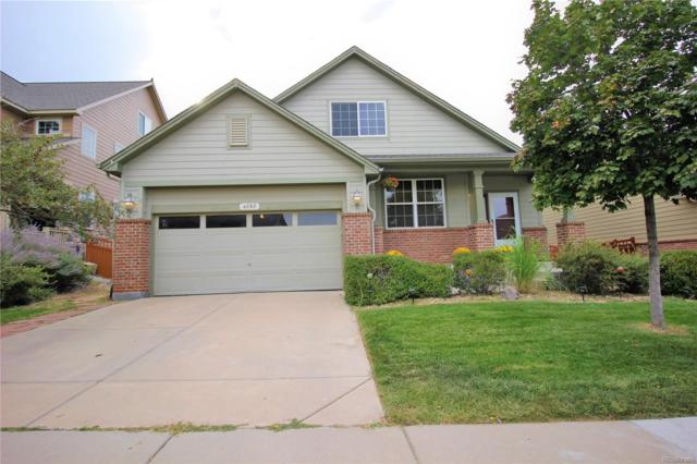 6085 N Espana Street, Aurora, CO 80019 (#8270022) :: The Peak Properties Group