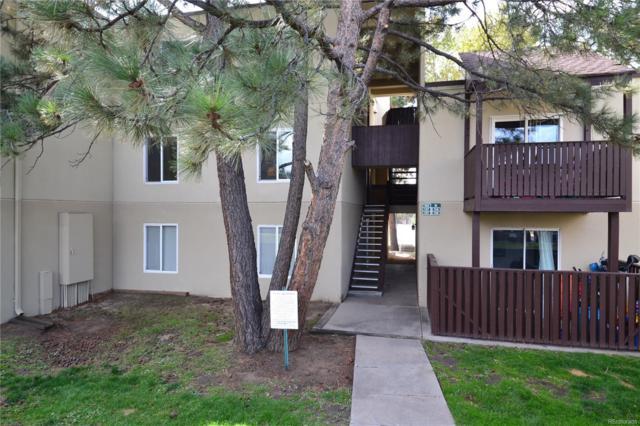 9700 E Iliff Avenue K137, Denver, CO 80231 (#8270095) :: The Griffith Home Team