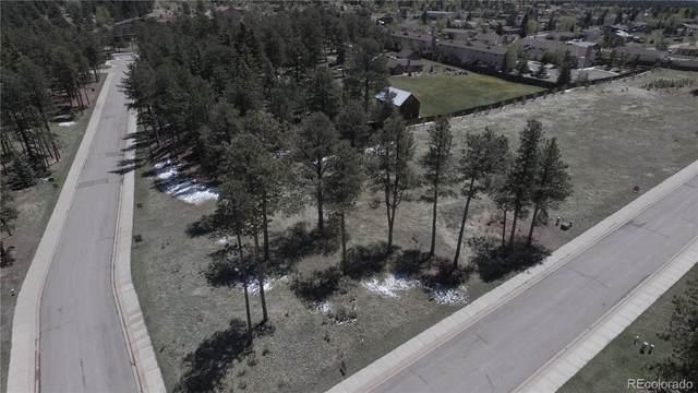 1235 Cottontail Trail, Woodland Park, CO 80863 (#8270200) :: milehimodern