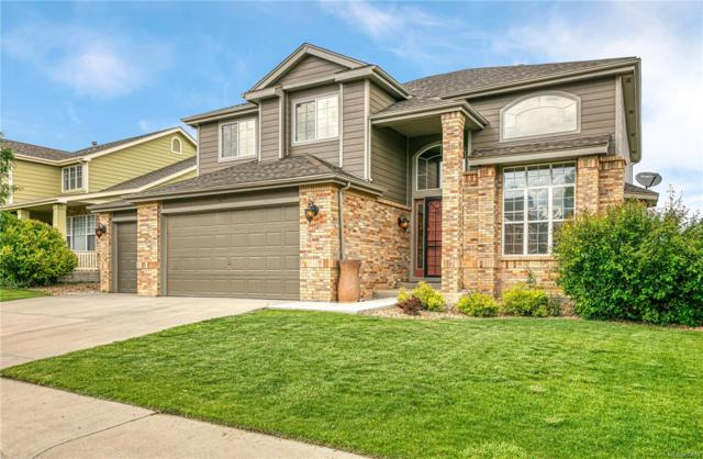 9677 W 107th Drive, Westminster, CO 80021 (#8270326) :: The Peak Properties Group
