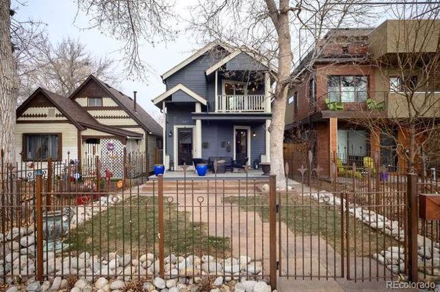 3604 Raleigh Street, Denver, CO 80212 (MLS #8270394) :: Bliss Realty Group