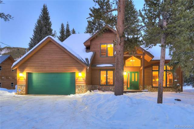 220 Wilderness Drive, Blue River, CO 80424 (#8270550) :: iHomes Colorado
