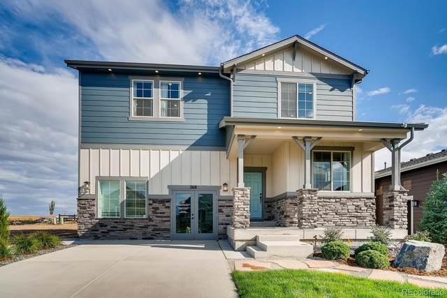 417 Kansas Avenue, Berthoud, CO 80513 (#8270580) :: The Griffith Home Team