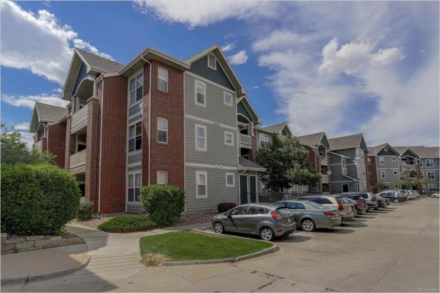 14241 E 1st Drive #208, Aurora, CO 80011 (#8270621) :: My Home Team